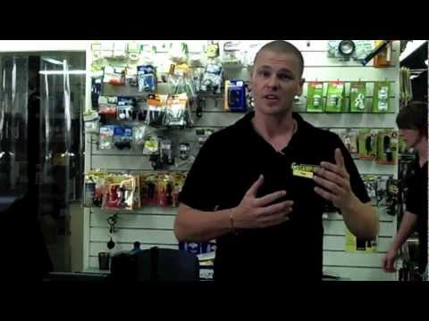 how to choose torches - Tips for choosing the best torch for your needs, with Matthew from Go Camping, Nerang, Qld. www.gocamping.com.au.