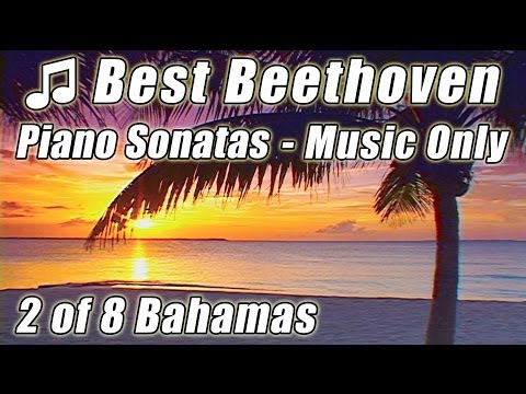 CLASSICAL MUSIC for Studying Concentration Focus BEETHOVEN 2. Instrumental Piano Sonata Study song