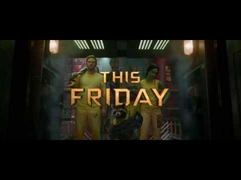 Guardians of the Galaxy TV Spot 'This Friday'