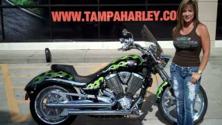 5. 2007 VICTORY VEGAS JACKPOT NESS SIGNATURE SERIES FOR SALE IN TAMPA FL