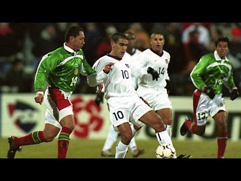 Soccer Game - ussoccer.com presents the entire game of the classic FIFA World Cup Qualifier between the USA and Mexico from Feb. 28, 2001. Bruce Arena's U.S. team faced it...