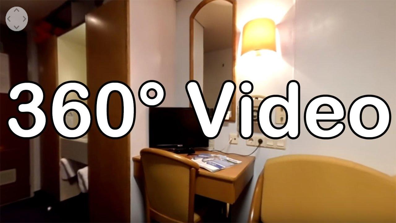 360 Grad Video: Kabine 111, Kat. C - MS Sofia