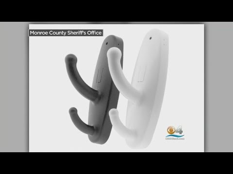 Hooks With Hidden Cameras Found In Florida Keys Restrooms
