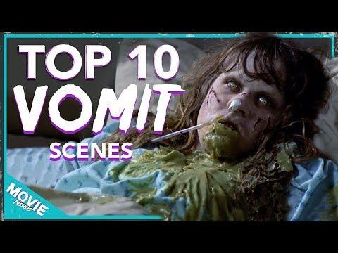 Top 10 Vomit Scenes
