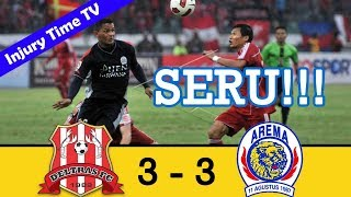 Video Deltras FC 3-3 Arema ISL | ISL 2011/2012 | All Goals & Highlights MP3, 3GP, MP4, WEBM, AVI, FLV Oktober 2018