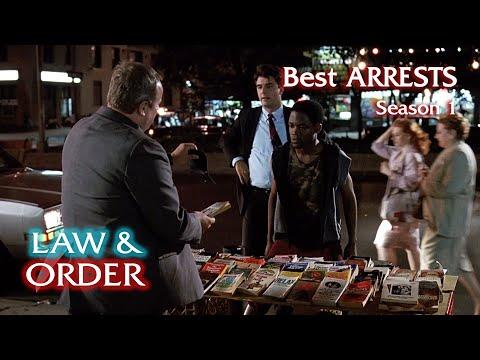Law & Order - Best Arrests of Season 1
