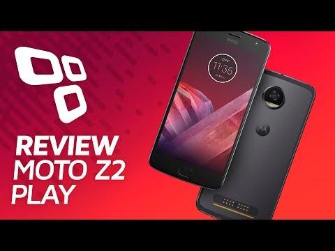 Moto Z2 Play - Review/Análise - TecMundo