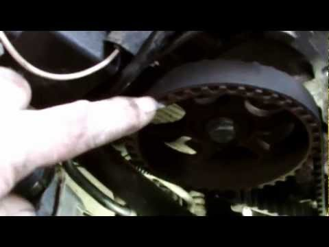 how to change clio timing belt