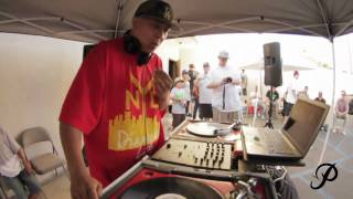 DJ BABU live at Primitive BBQ