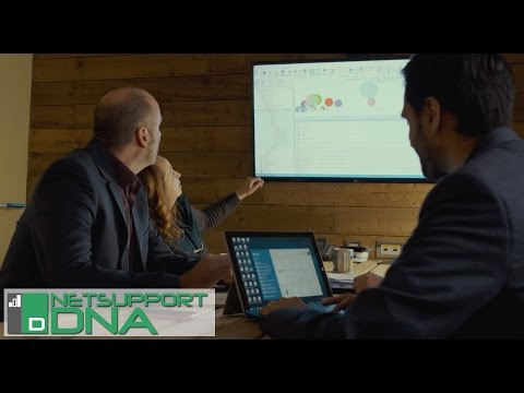 An introduction to NetSupport DNA - IT Asset Management suite