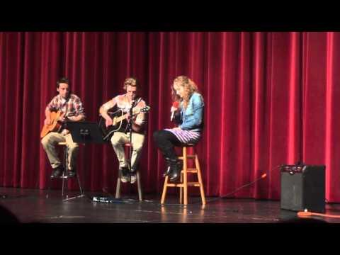 Free Falling - Hudson High Diversity Day 2013/ McKenna Selissen, Ben Tresselt, Cavan Denning