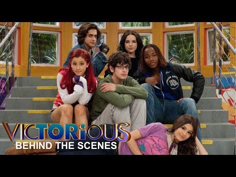 Victorious Behind The Scenes | Best Moments