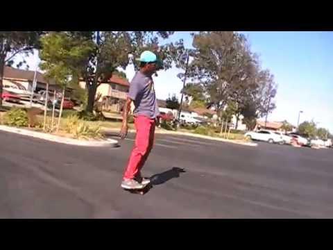 Suisun Skateboarding featuring Shykiel Robinson