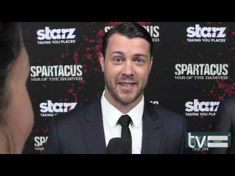 agron - Spartacus Season 3 Interview of Dan Feuerriegel who plays Agron in Spartacus War Of The Damned, the upcoming third and final season of the Starz orginal seri...