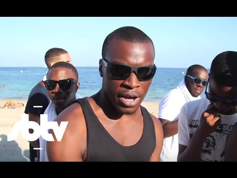 sbtv - Whilst I was in Ibiza, I linked up with these lot for a cypher on Bora Bora beach.. VIBES! + Subscribe it's free: http://bit.ly/NeverMissSBTV + Follow us: ht...
