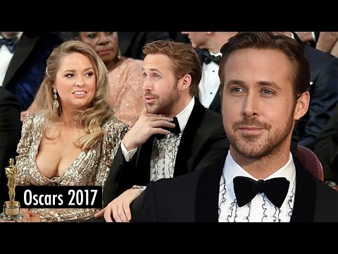 Ryan Gosling's Sister Mandi Proves SEXY Runs in the Family at 2017 Oscars