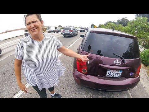 CRAZY & ANGRY PEOPLE vs BIKERS   MOTO vs STUPID DRIVERS   [Ep. #212]