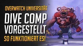 Overwatch Dive Comp   So funktioniert es   Overwatch Taktik • Overwatch Deutsch