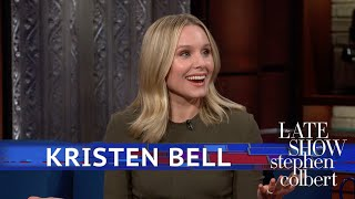 Video Kristen Bell's Daughter Asked Her 'Why Is Earth?' MP3, 3GP, MP4, WEBM, AVI, FLV Desember 2018