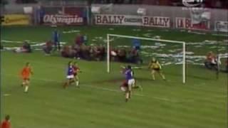 Michel Platini gegen die Niederlande (1981)