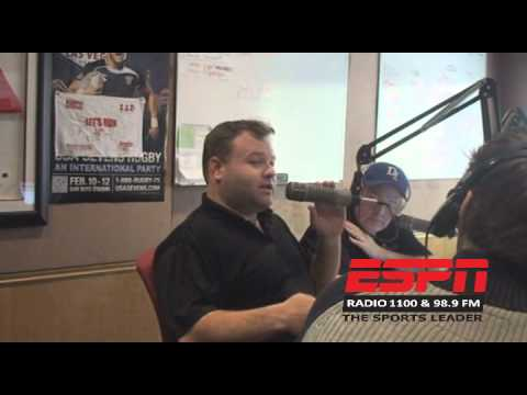 Comedian Frank Caliendo on Gridlock Show in Las Vegas
