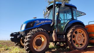 Video New Holland TL75E 2018 MP3, 3GP, MP4, WEBM, AVI, FLV Januari 2019