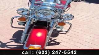 8. 2012 Harley-Davidson FLHR - Road King Base - Arrowhead Harl