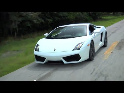 The 900 HP Heffner Twin Turbo Lamborghini LP-560 — TUNED