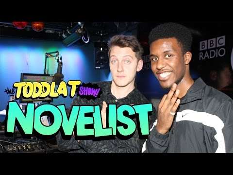 NOVELIST | INCREDIBLE | TODDLA T FREESTYLE @1Xtra @TODDLAT @Novelist