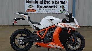 1. 2014 KTM RC8 R   For Sale $16,499     Mainland's Overview and Review