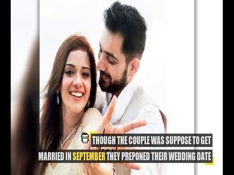 TV actors Siddhant Karnick-Megha Gupta get MARRIED in a hush-hush ceremony