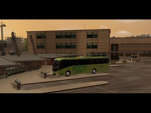 Bus Marcopolo G7 1600 LD 6×2 + skins 1.9.x