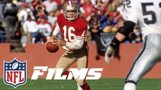 #1 Joe Montana   Top 10 QBs of All Time   NFL Films by NFL Films