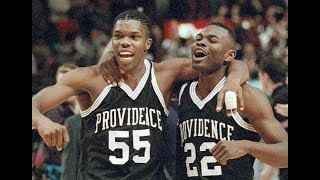 PC vs. UConn 1994 Big East Tournament Semis