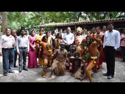 , Hanumanth Zendage at Bonalu Festival Celebrated
