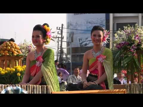 Udon Thani Street Parade December 1st 2009
