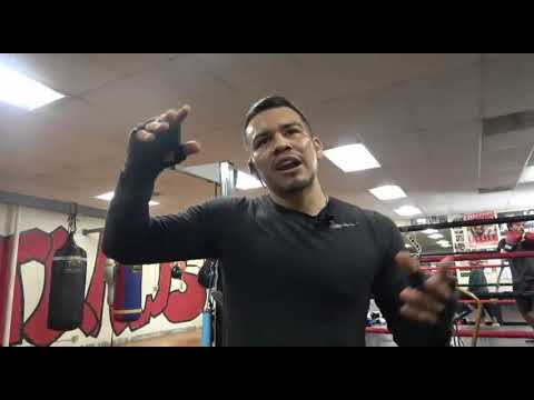 JJ Soria To Star In A New Show On Cop Gangs Produced By 50 Cent EsNews Boxing