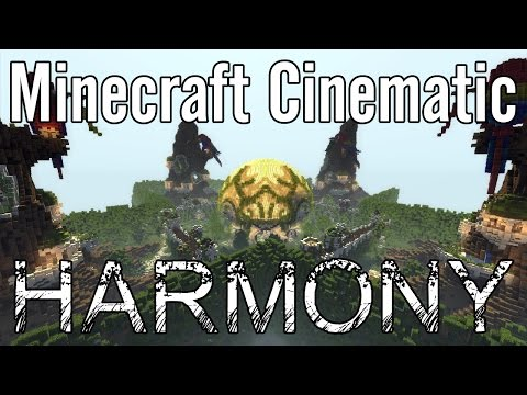 mega - LanguageCraft is proud to present one of its very first PVP maps. Harmony is a Mega Walls map that presents technologically advanced bases in trunks. Everything feels big, and technology looks...