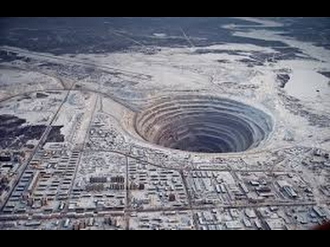 Deepest hole ever Drilled by man – What they found and the Flat Earth Proof