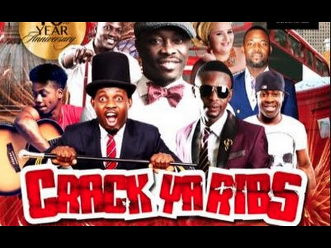 Sun/30/Aug: Julius Agwu's CRACK YA RIBS 2015 (London Edition)
