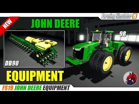 John DEERE 9R v1.0