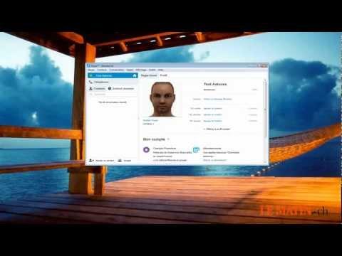 comment modifier utilisateur skype