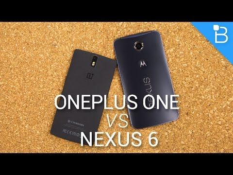 Nexus 6 vs. OnePlus One: Battle For The Best Unlocked Android