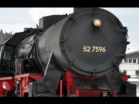 Steam Trains Galore - Winter Edition