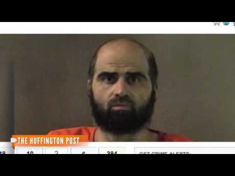 Nidal Hasan Can't Plead Guilty  Judge Won't Let Fort Hood Suspect Enter Guilty Plea