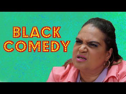 Aboriginal Beauty Salon - Black Comedy