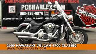 10. Used Motorcycles for sale - 2009 Kawasaki Vulcan 1700 Classic