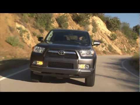 2013 Toyota 4Runner SR5 official Video