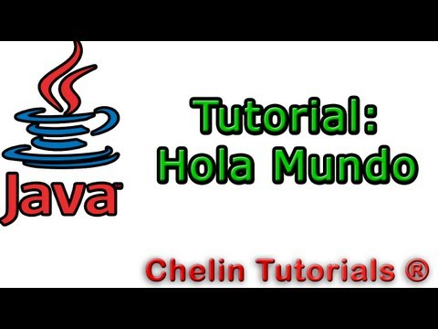 Tutorial Programacion Java 4 : Primer Programa