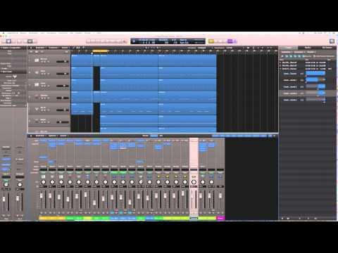 Logic Pro X Deutsch - Das Crash Tutorial - Logic X Tutorial 62